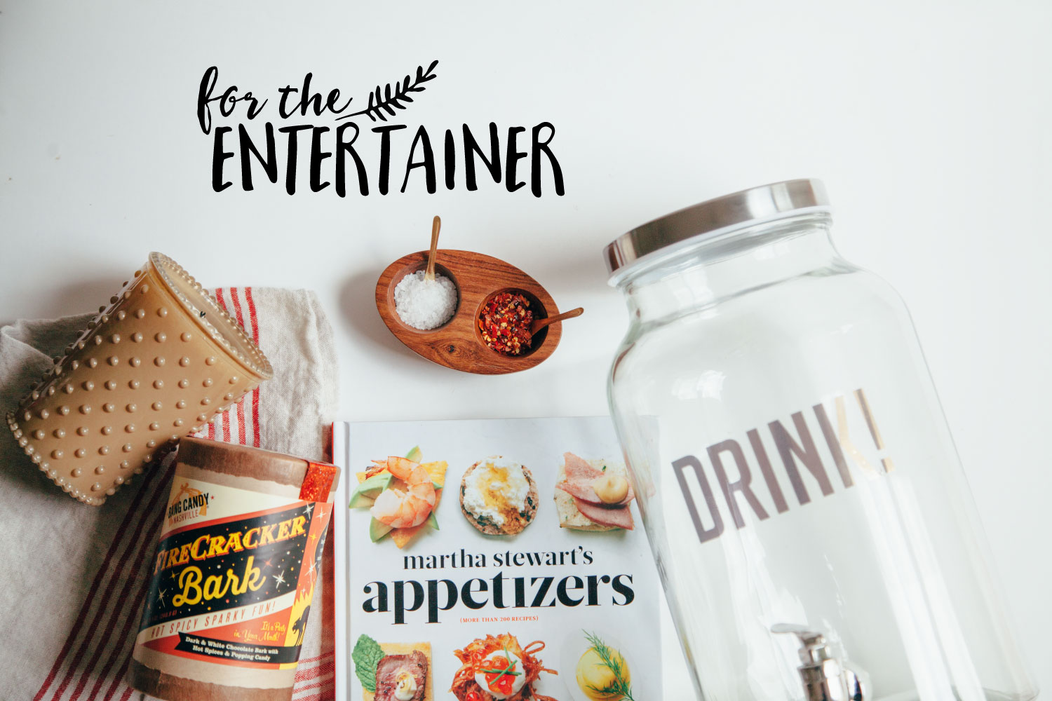 Relish Decor gifts for the entertainer