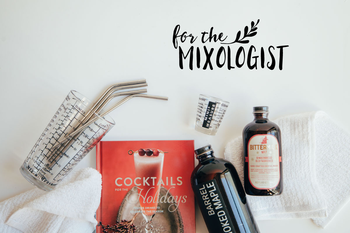 Relish Decor gifts for the mixologist
