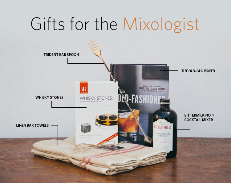 Gifts for the Mixologist