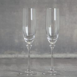 Relish decor lenox reed and barton crystal heritage glassware set collection wine champagne flute