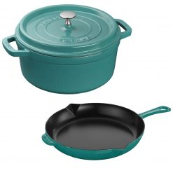 cyber-week-staub-cast-iron-3-pc-mixed-set-turquoise-relish-decor
