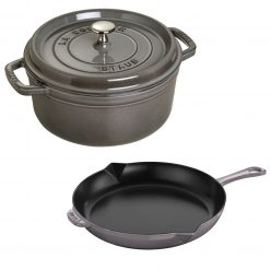 cyber-week-staub-cast-iron-3-pc-mixed-set-graphite-grey-relish-decor