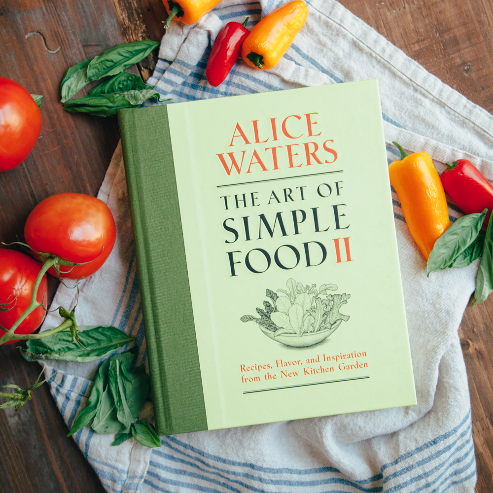 Alice Waters The Art of Simple Food II Cookbook Relish Decor