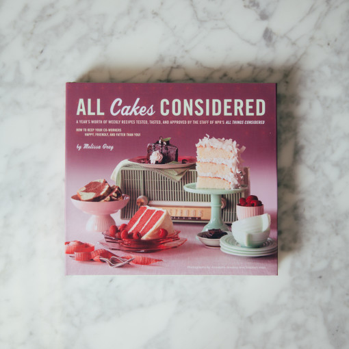All Cakes Considered Cookbook Relish Decor