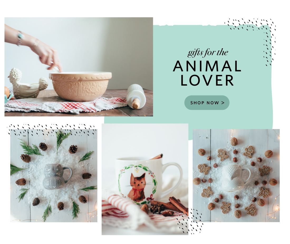 Relish Decor Holiday Guide Gifts For The Animal Lover
