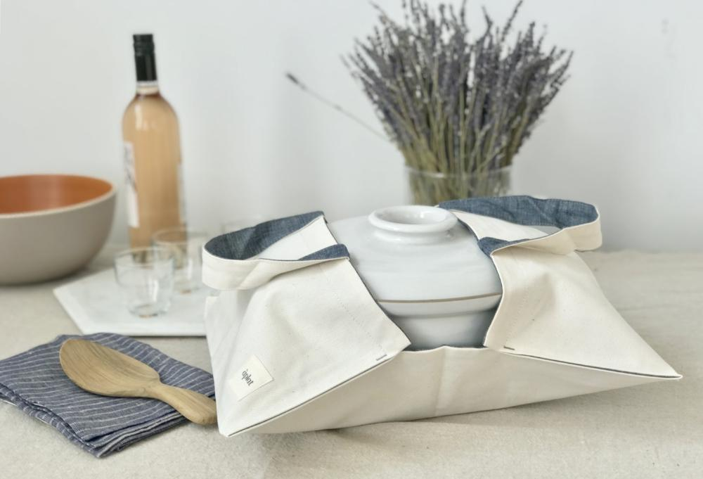 Relish Decor Aplat-culinary-tote-heath-ceramics-chambray