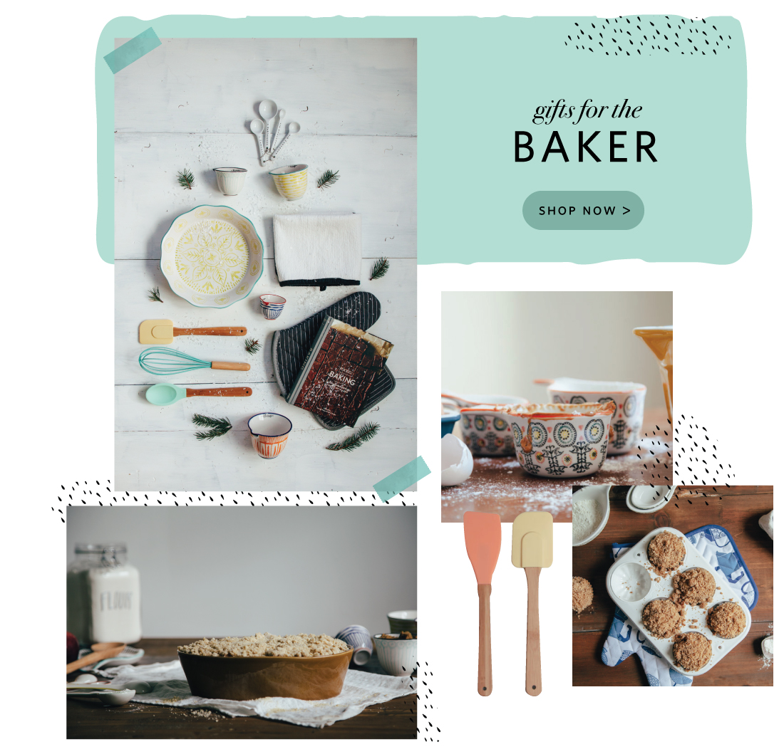 Relish Decor Holiday Guide Gifts For The Baker
