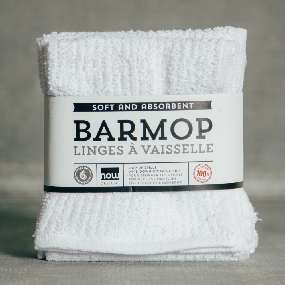 Barmop Towels Set Relish Decor
