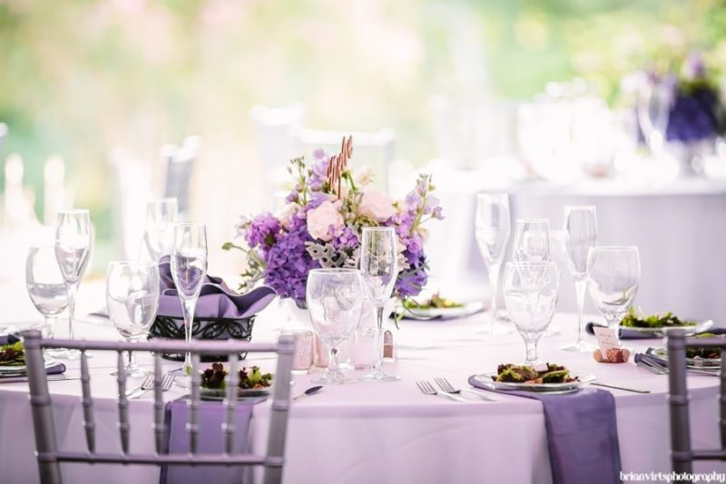 Brian Virts Wedding photography relish decor blog summer wedding centerpiece