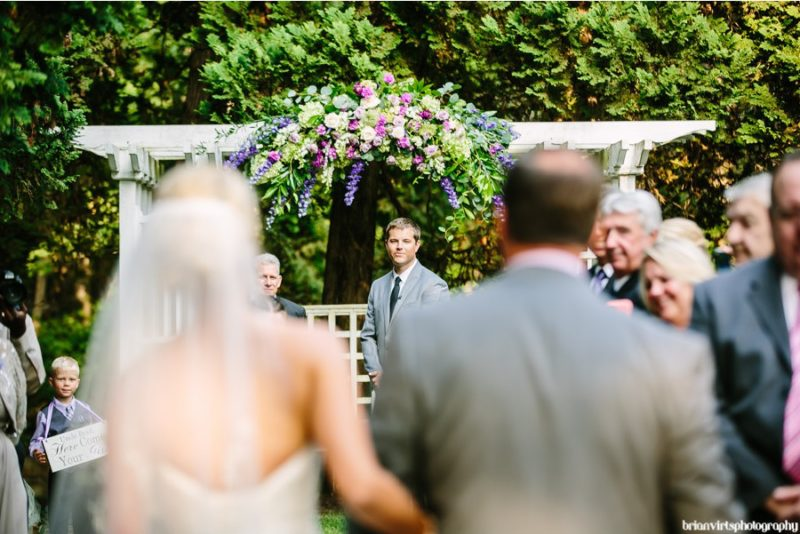 Brian Virts Wedding photography relish decor blog summer wedding ceremony