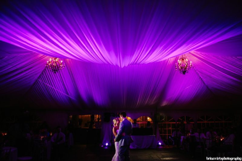 Brian Virts Wedding photography relish decor blog summer wedding first dance