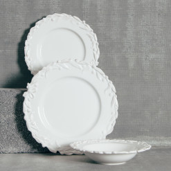 Bristol Dinnerware Collection Relish Decor