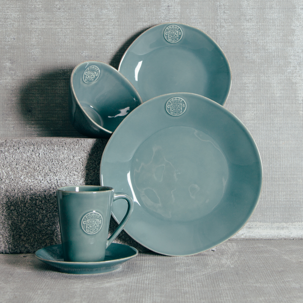 Casafina Blue Dinnerware Collection Relish Decor