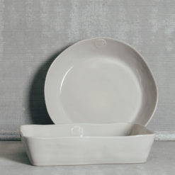 Casafina Forum Grey Serveware Relish Decor