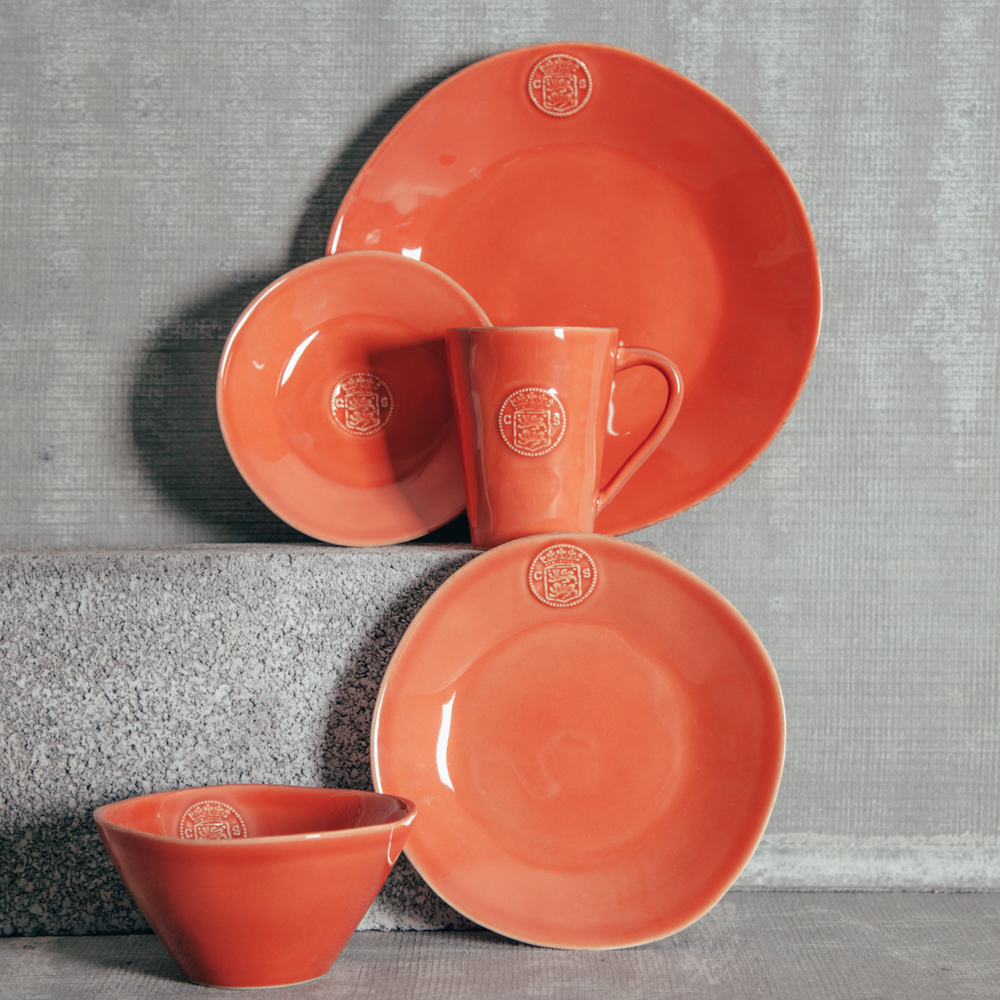 Casafina Forum Paprika Dinnerware Collection Relish Decor