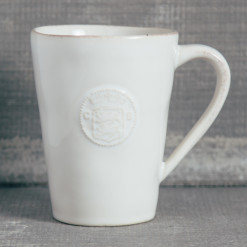 Casafina White Coffee Mug Relish Decor