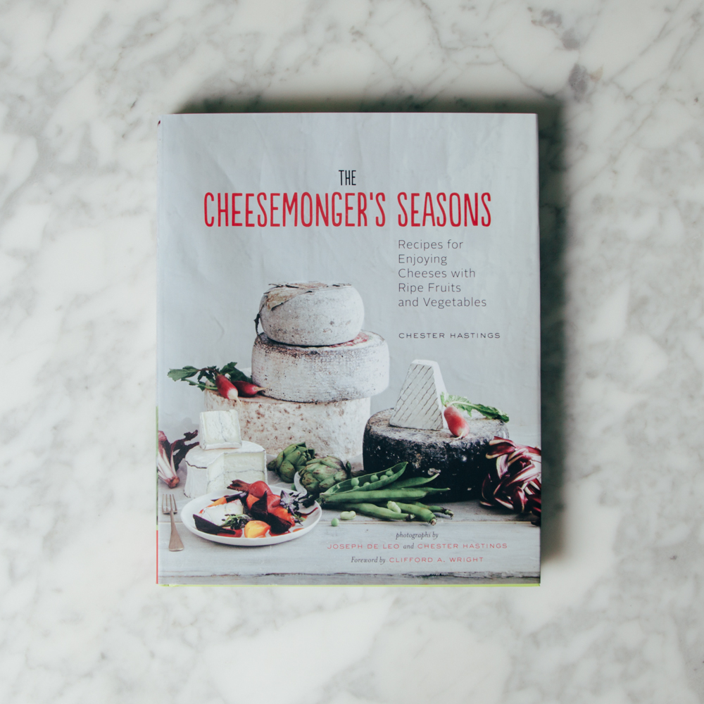 Cheesemongers Seasons Cookbook Relish Decor