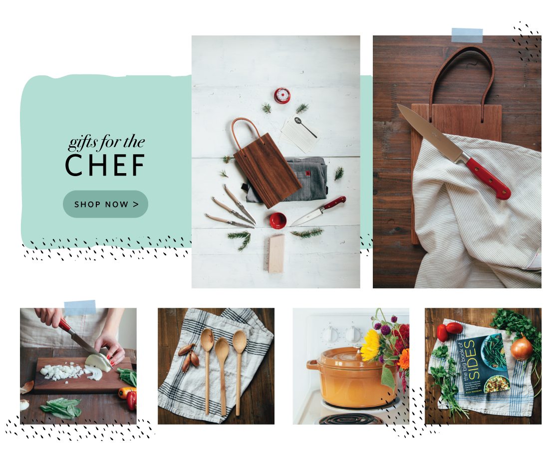 Relish Decor Holiday Guide Gifts For The Chef