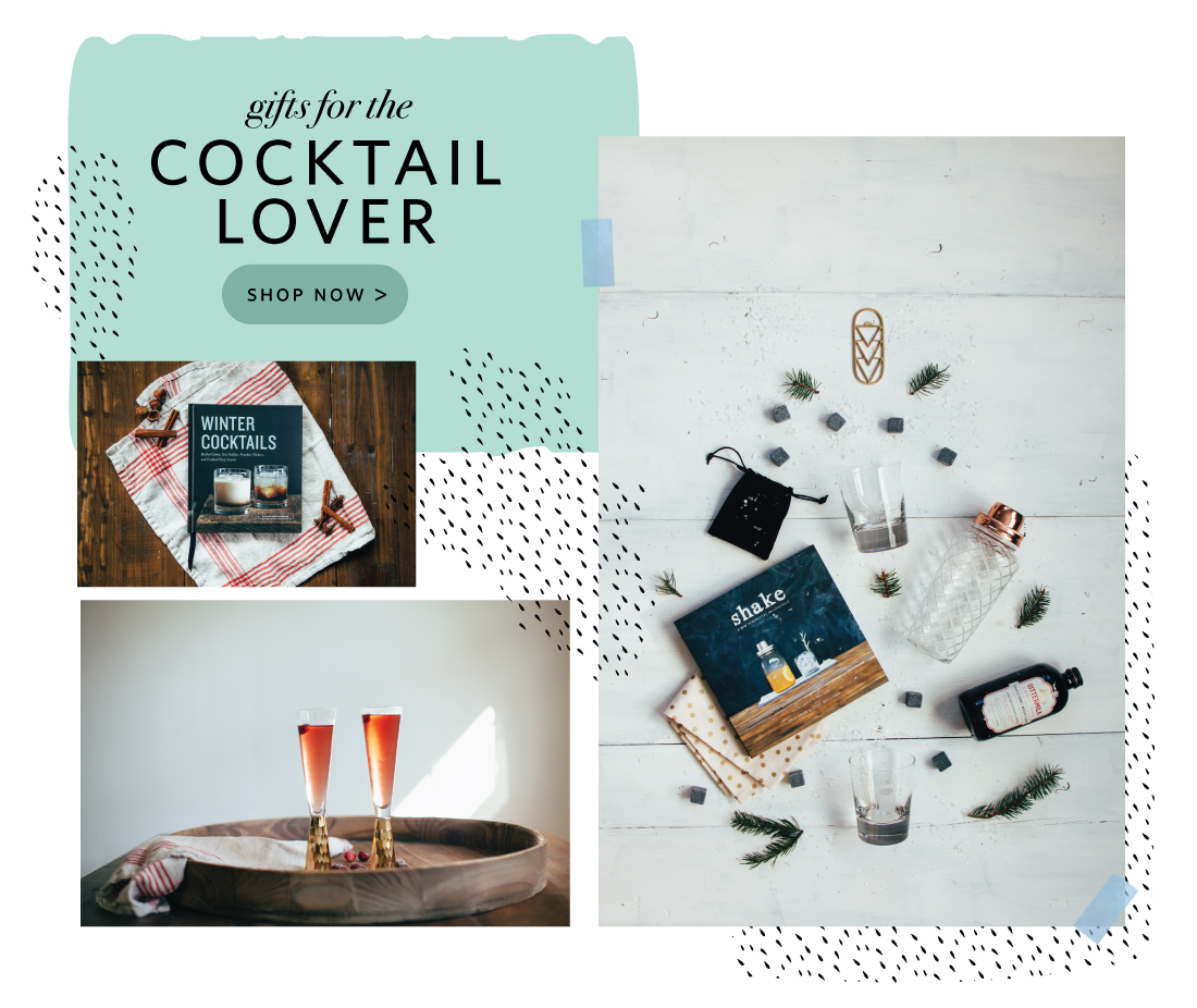 Relish Decor Holiday Guide Gifts For The Cocktail Lover