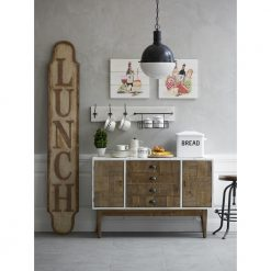 distressed-metal-lunch-sign-relish-decor