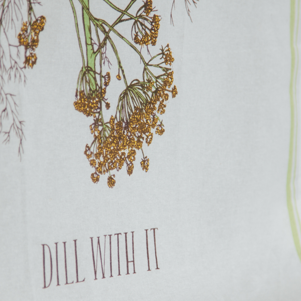 Dill with It Tea Towel Relish Decor