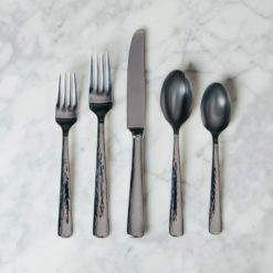 Echo Classic Flatware Place Setting Stainless Steel Relish Decor