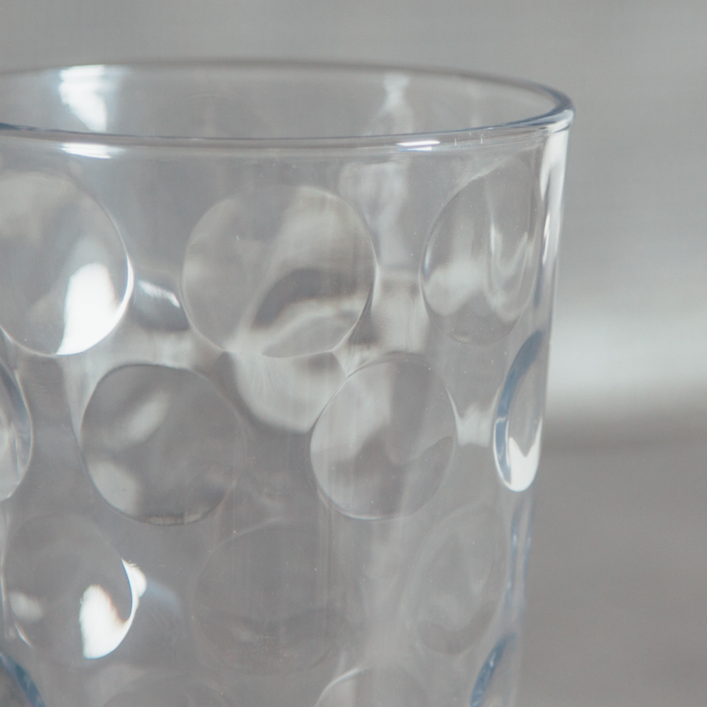 Eclipse Glassware Collection Hiball DOF Double Old Fashioned Glass Relish Decor