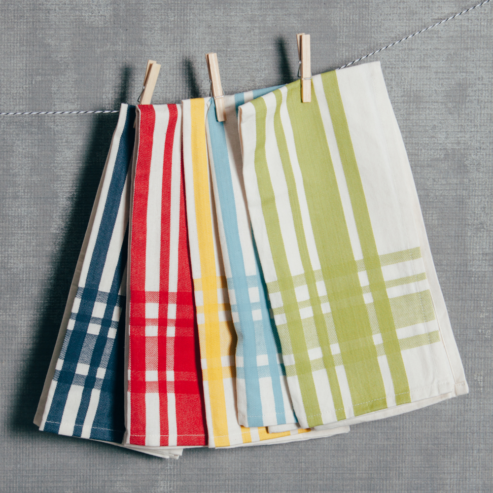 Eco Organic Tea Towel Collection Relish Decor