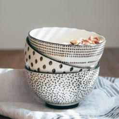 Edith Bowl Collection Relish Decor