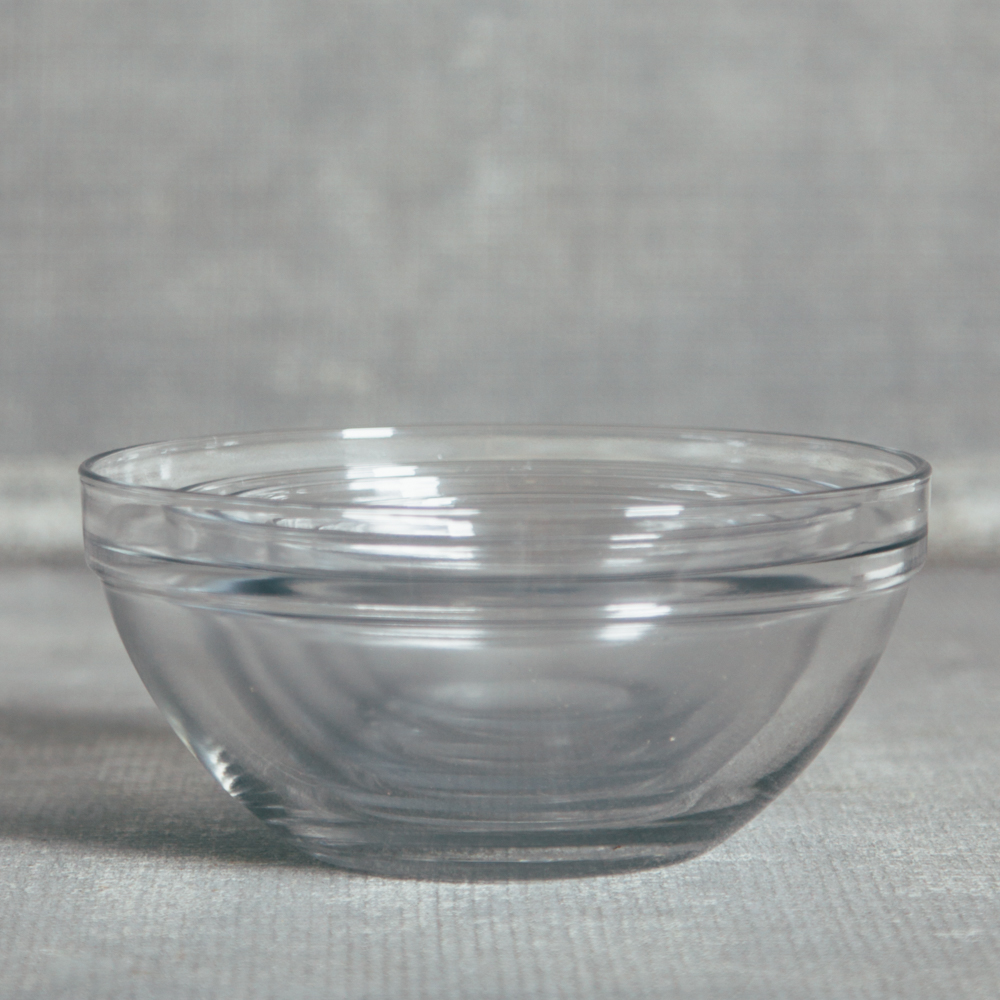 Essential Prep Bowl Set Glass Nesting Bowls Relish Decor