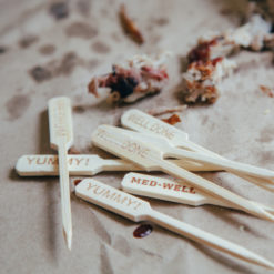 Fire It Up Steak Markers Relish Decor