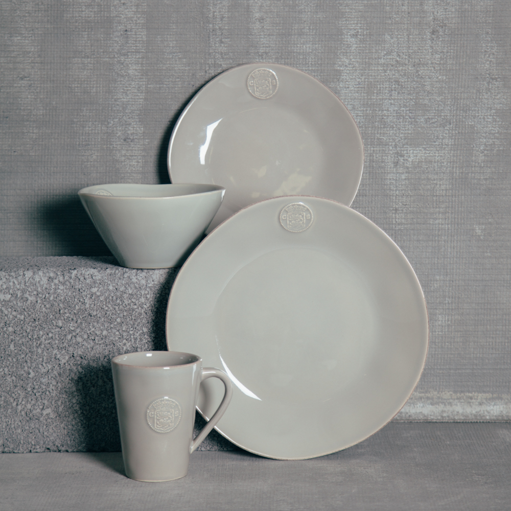 Forum Grey Dinnerware Sets Casafina Relish Decor