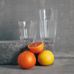 French Bistro Glassware Collection Relish Decor
