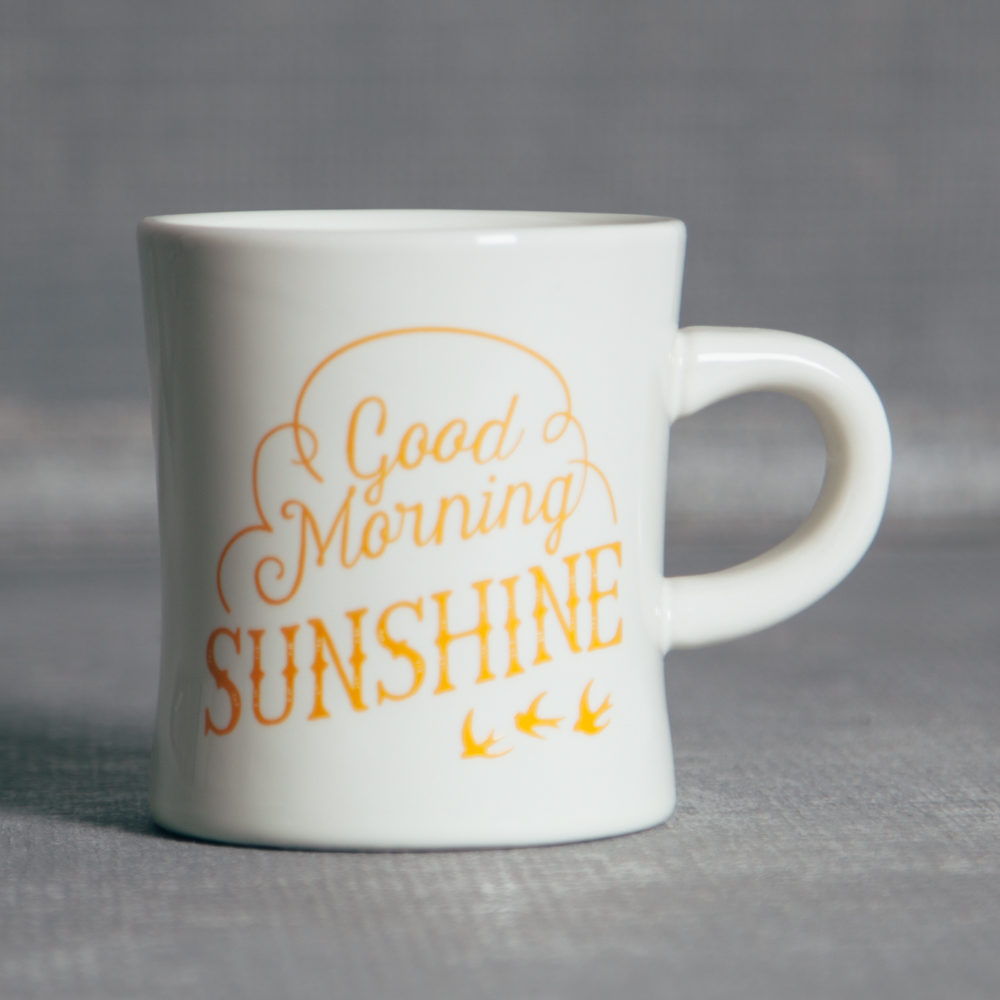 Good Morning Sunshine Mug Relish Decor