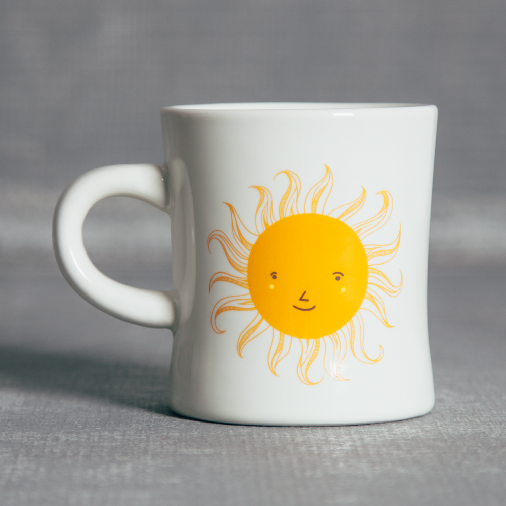 Good Morning Sunshine Sunny Mug Relish Decor