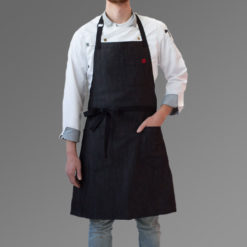 Hedley and Bennett Abalone Apron Relish Decor