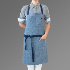 Hedley and Bennett Turbot Apron Relish Decor