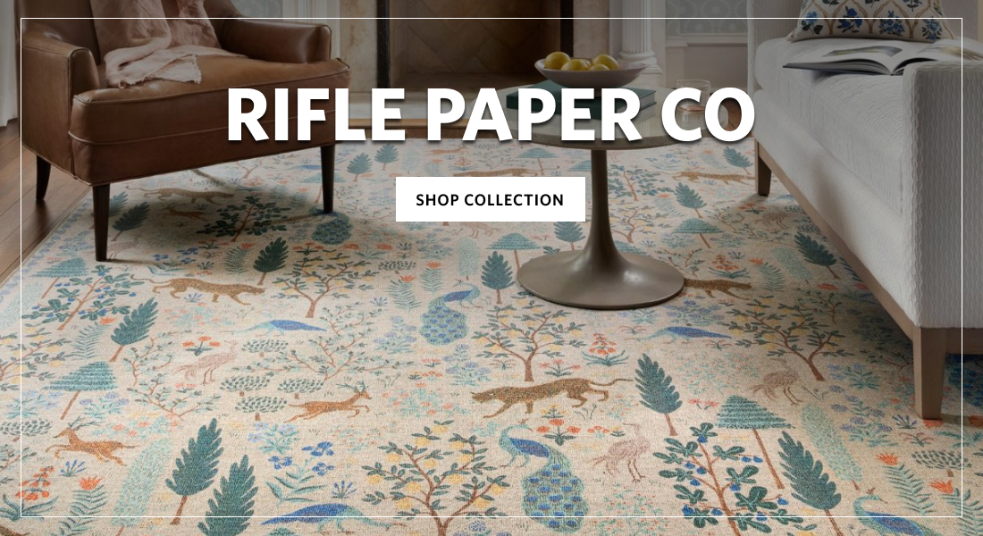 Rifle Paper Co Rugs