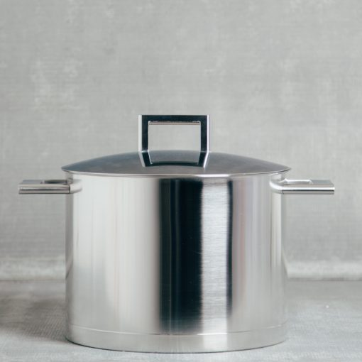 demeyere zwilling john pawson stainless steel professional cookware stock pot with lid