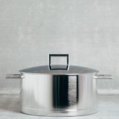 demeyere zwilling john pawson stainless steel professional cookware dutch oven 8.9 qt