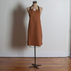 Relish Decor Artifact Copper Culinary Apron