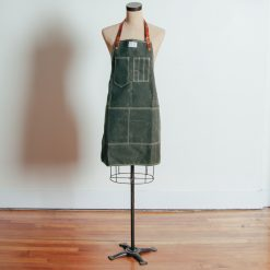 Relish Decor Artifact Olive Artisan Apron