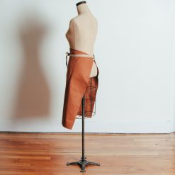 Relish Decor Artifact Copper Bistro Apron