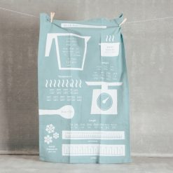 Relish Decor Cooks Guide Tea Towel