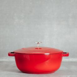 Relish Decor Staub Essential French Oven Cherry