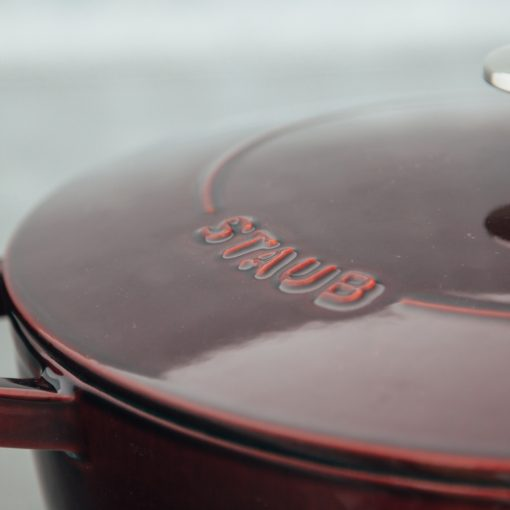 Relish Decor Staub Essential French Oven Grenadine