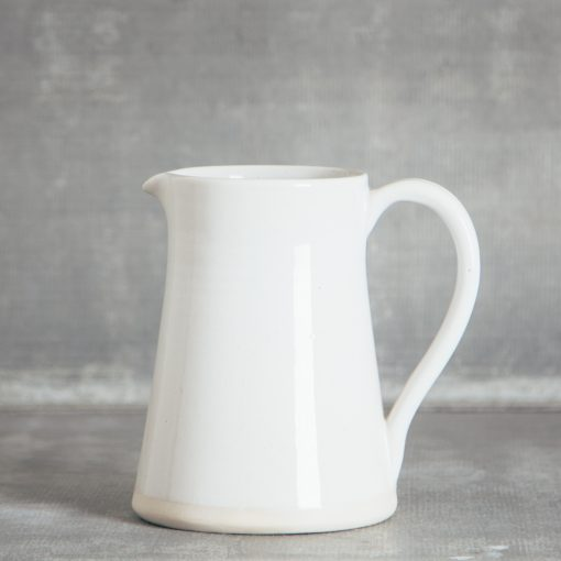 Relish Decor Casafina Fattoria White Pitcher