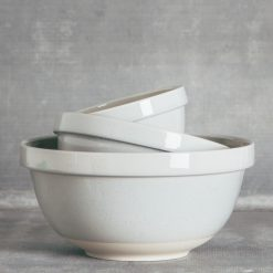 Relish Decor Casafina Fattoria Grey Mixing Bowls
