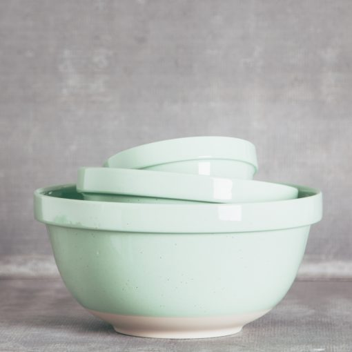 Relish Decor Casafina Fattoria Green Mixing Bowls