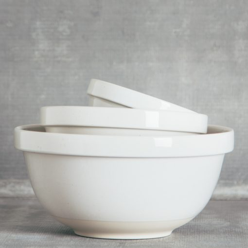 Relish Decor Casafina Fattoria White Mixing Bowls